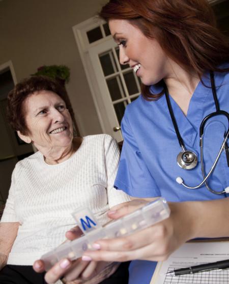 Ambulante Alten- und Krankenpflege Sabine Reif - Behandlungspflege