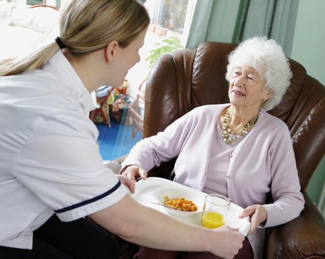 Ambulante Alten- und Krankenpflege Sabine Reif - Grundpflege